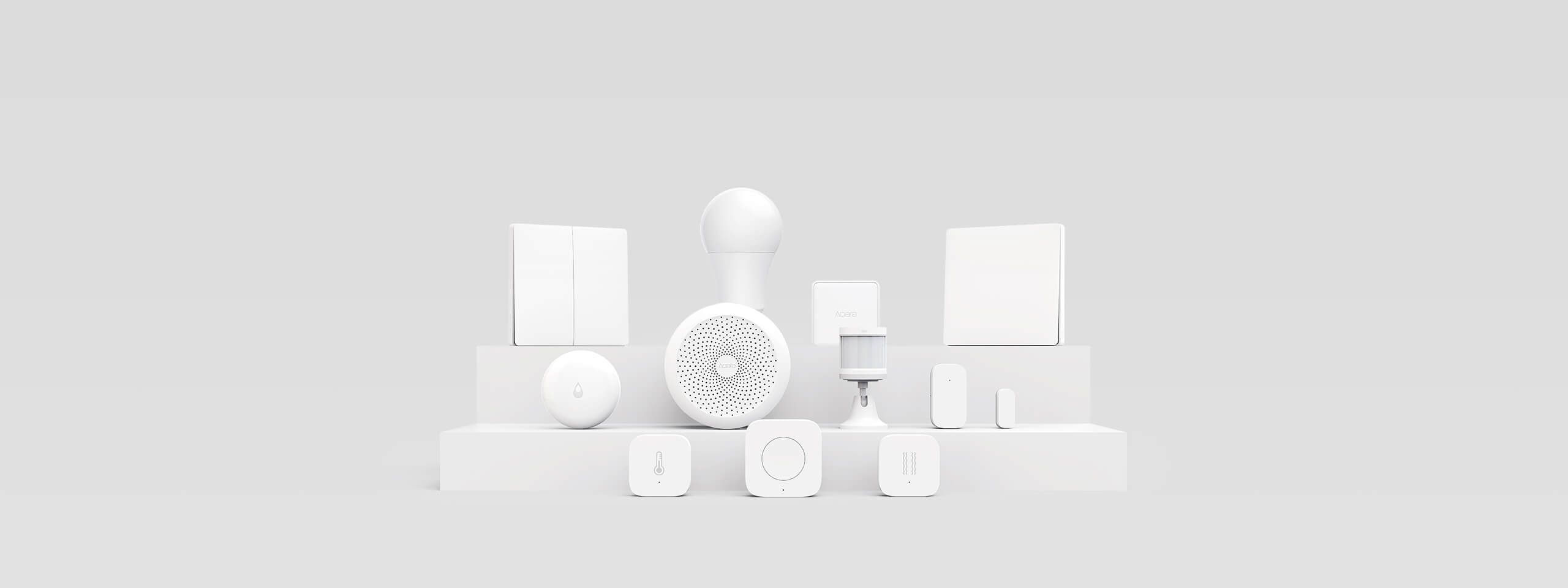 Aqara home automation system