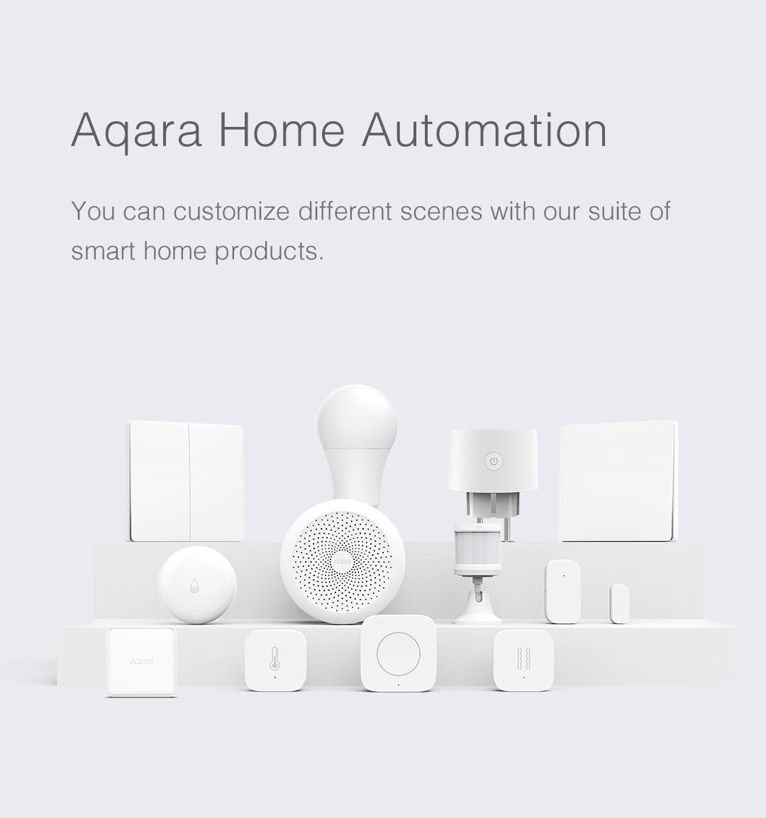 Aqara home automation system