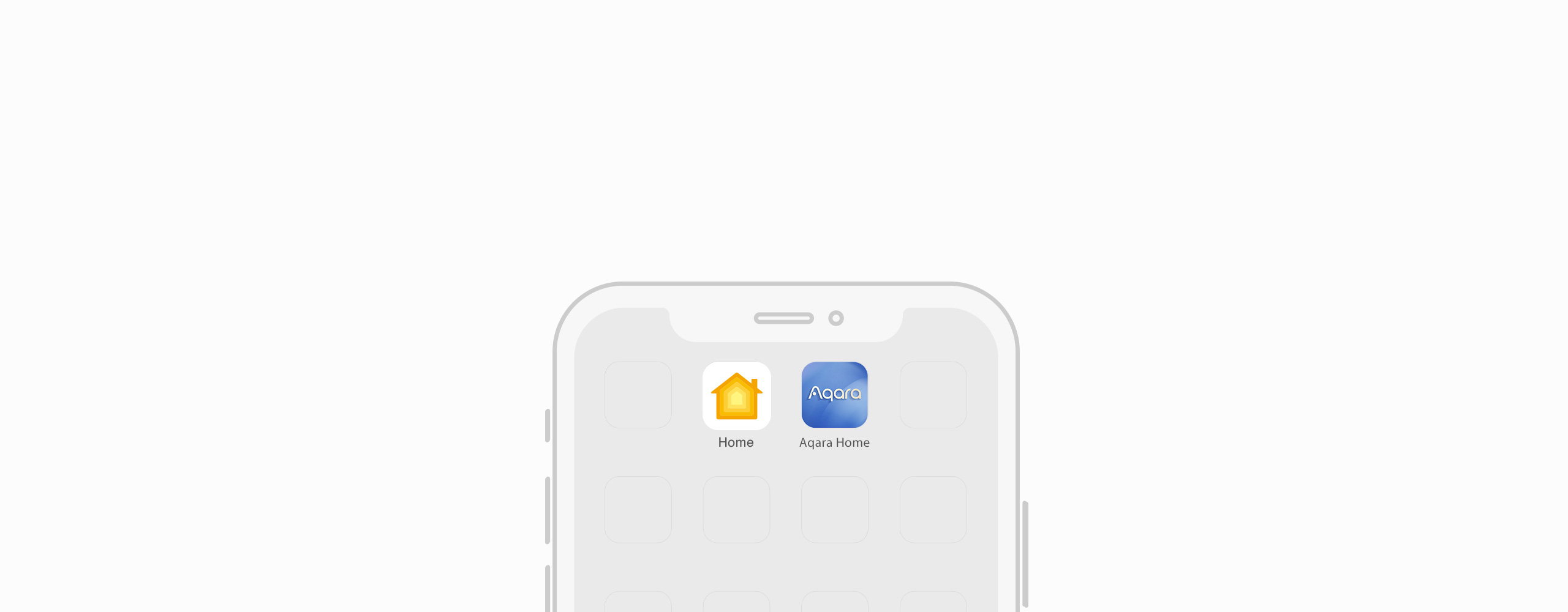 Wireless remote control switch compatible with Apple HomeKit and Xiaomi Mijia.