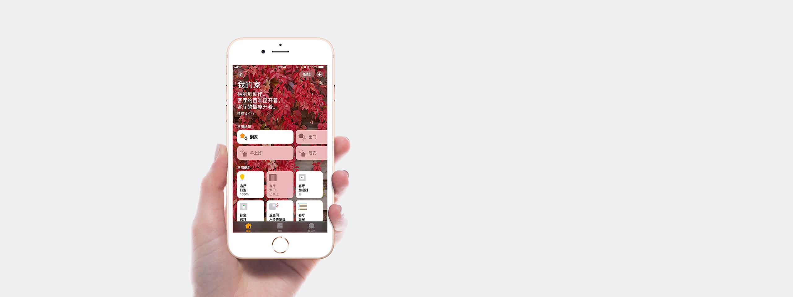 Aqara 智能无线开关 - 兼容Apple HomeKit智能家居平台