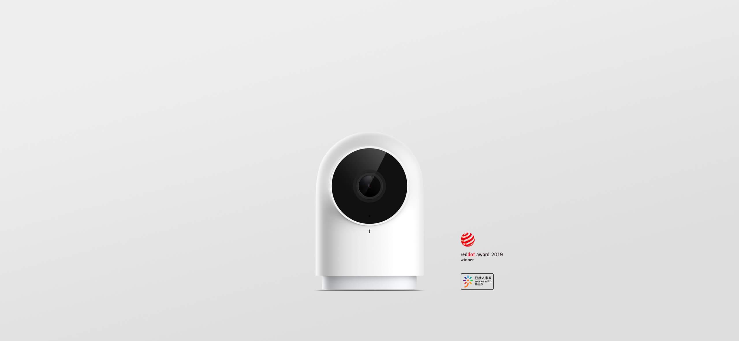 Aqara 智能摄像机 G2 - ZigBee3.0网关