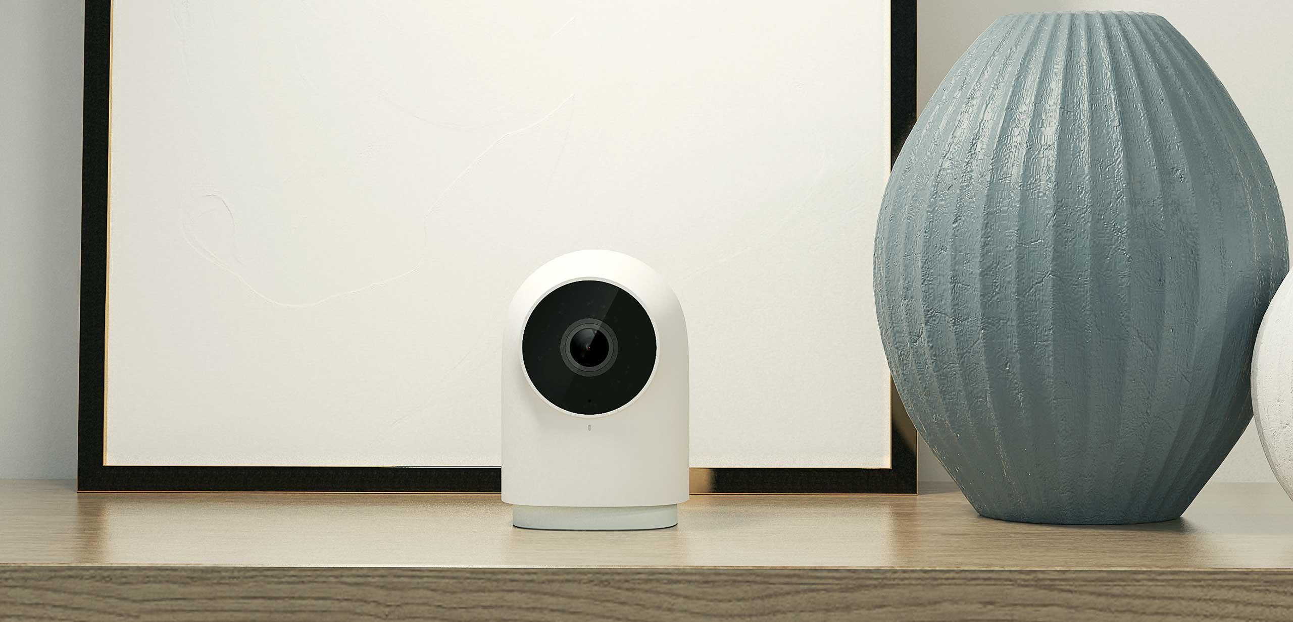 Aqara 智能摄像机 G2 - 红点产品设计大奖