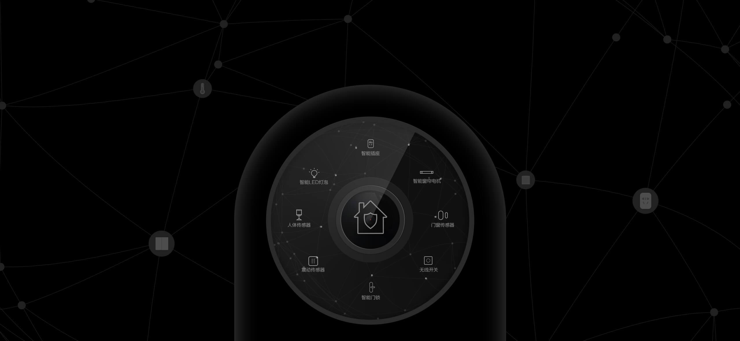 Aqara 智能摄像机 G2 - 智能家庭控制中心