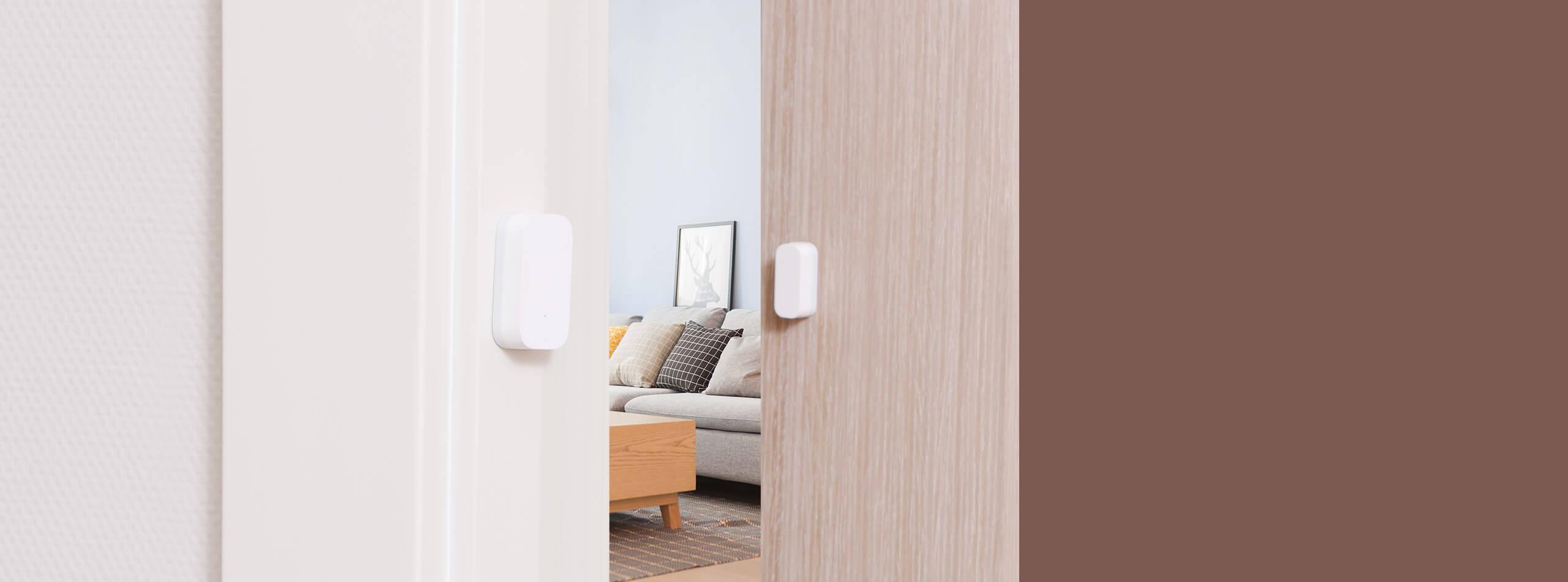 Aqara 门窗传感器 - 智能感知每扇门窗