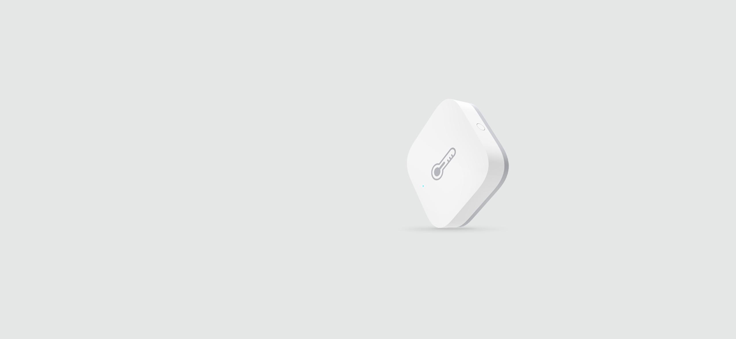 Aqara温湿度传感器 - 无线温度传感器