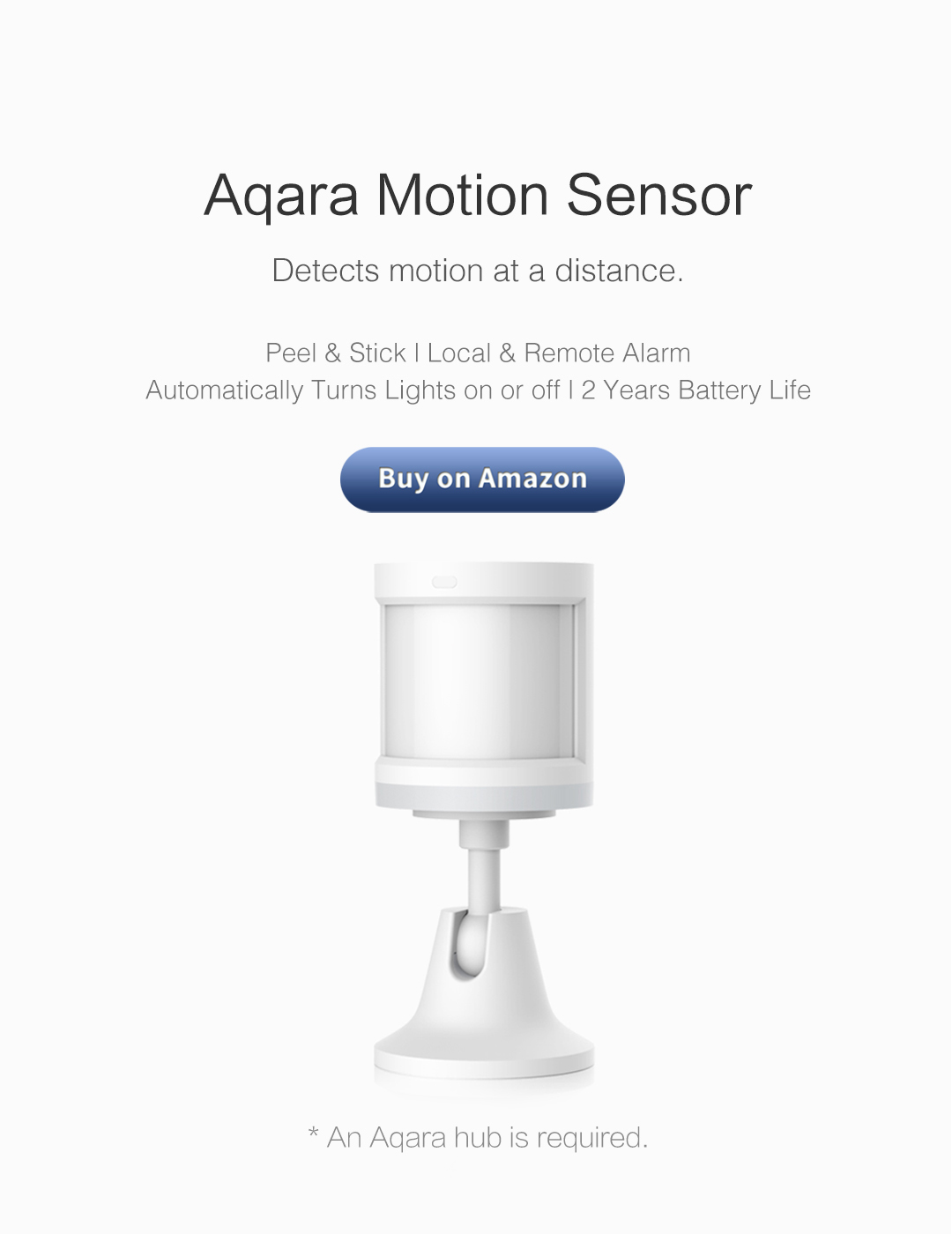 aqara motion sensor - essential of your motion detector alarm